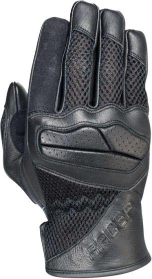 Racer Net Gloves - Black