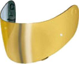 Shoei Visor - CX1-V - Spectra Gold