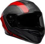 Bell Race Star - Flex DLX - Tantrum 2 Black/Red