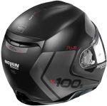 Nolan N100-5 Plus - Distinctive Flat Black/Grey 021