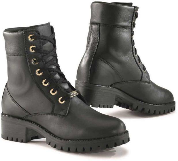 TCX Lady Smoke WP Boots - Black