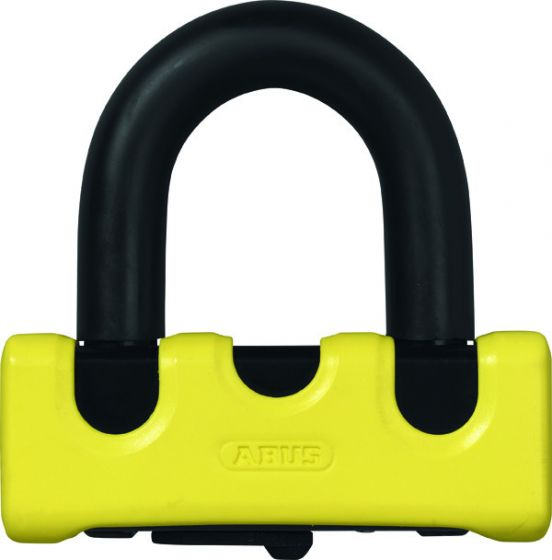 Abus Granit Power XS 67/105HB50 Disc Lock - Yellow