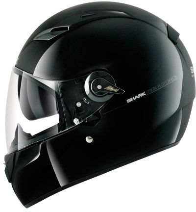 Shark Vision-R GT Carbon - Blank - BLK - XS Only!