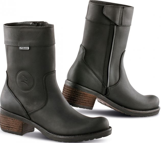 Falco Ayda Ladies Boots - Black