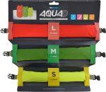 Oxford Aqua Luggage - Aqua D WP Packing Cubes (3 Pack)