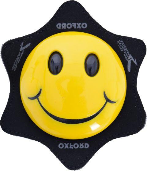 Oxford Smiler Knee Sliders - Yellow