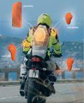 Richa D3O Hip Protector CE Level 2