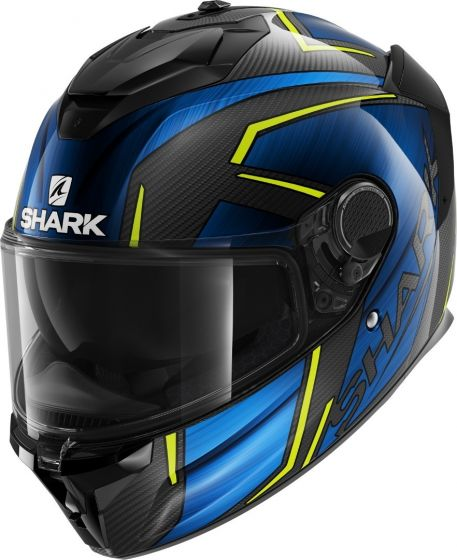 Shark Spartan GT Carbon - Kromium DUB