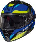 MT Blade 2 SV - Fugue Blue/Fluo Yellow