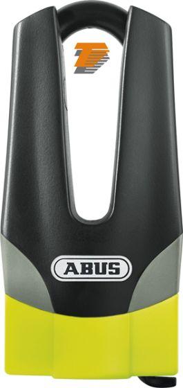 Abus Granit Quick 37/60 Maxi Disc Lock 70/11mm - Yellow