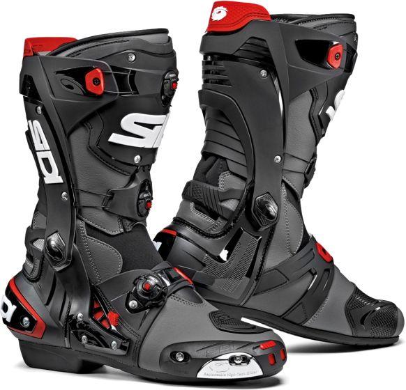 Sidi Rex Boots - Grey/Black