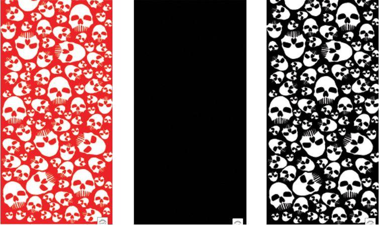 Oxford Comfy - Skulls - NW106