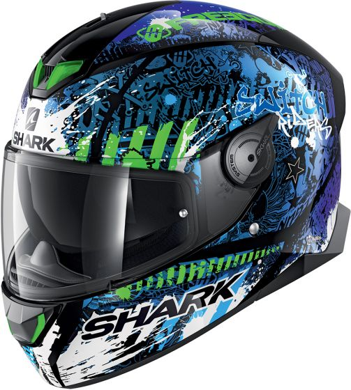 Shark Skwal 2.2 - Switch Riders 2 KBG