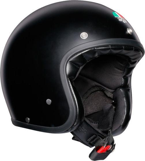 AGV X70 - Plain - Matt Black