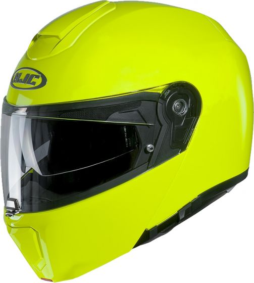 HJC RPHA-90 - Plain - Fluo Yellow