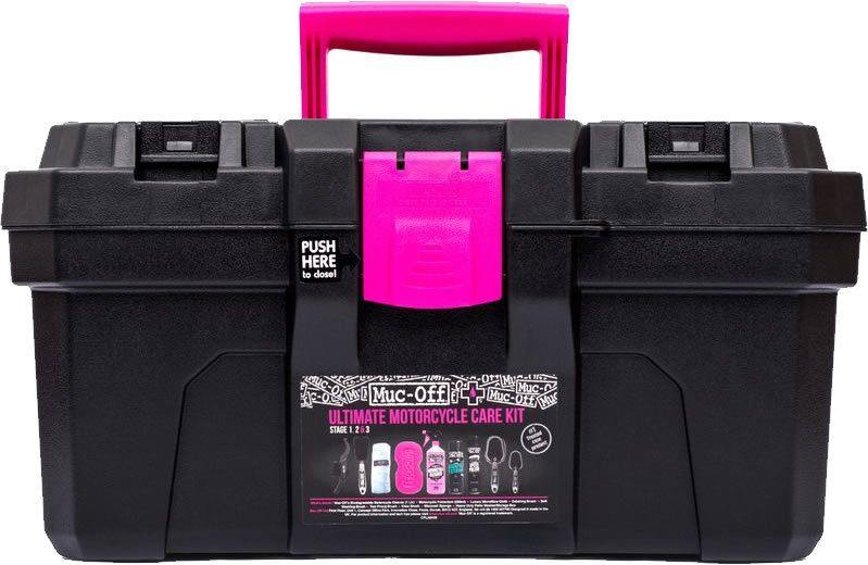 Muc-Off - Ultimate Motorcycle Care Kit