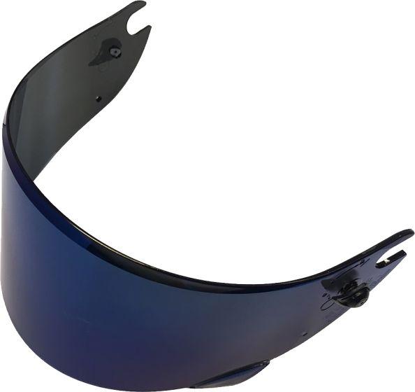Shark Visor - VZ100 - Blue Iridium