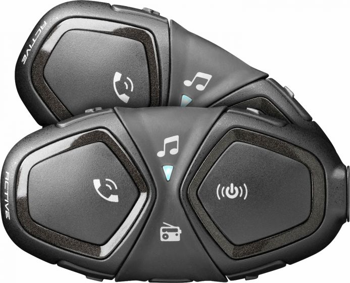 Interphone Active Bluetooth - Twin Pack