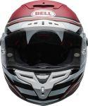 Bell Race Star - Flex DLX - RSD The Zone Matt/Gloss Red - SALE