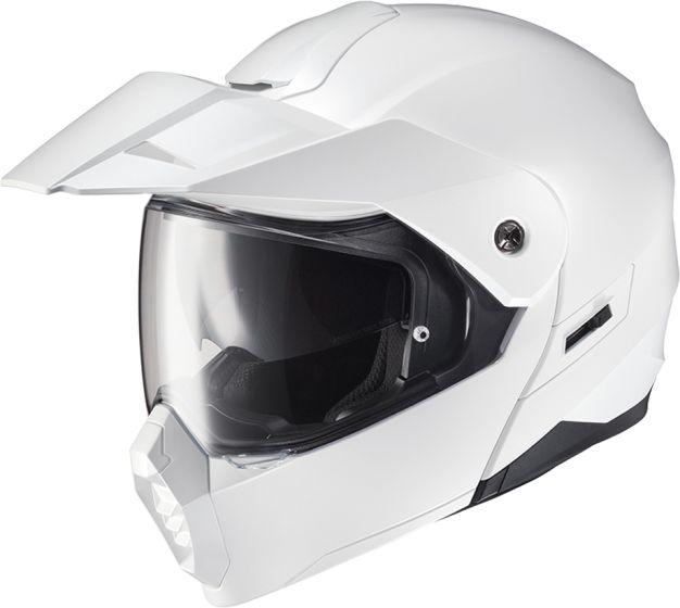 HJC C80 - Gloss White