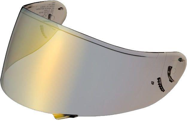 Shoei Visor - CW-1 - Spectra Gold