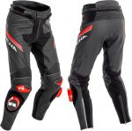 Richa Viper 2 Sport Trousers - Black/Red