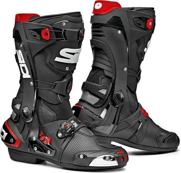Sidi Rex Air Boots - Black
