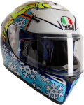 AGV K3 SV-S - Rossi Winter Test 2016