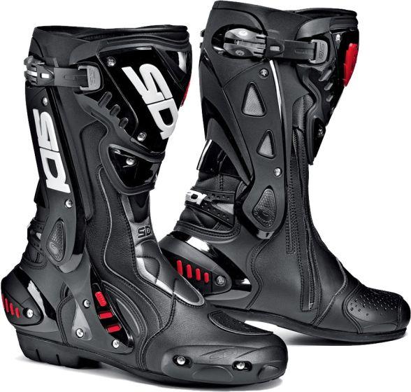 Sidi ST Boots - Black/Black
