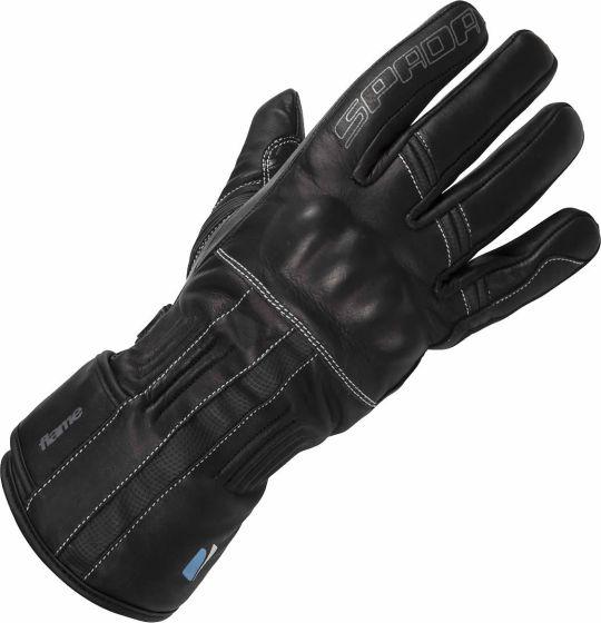 Spada Flame Ladies WP Glove - Black