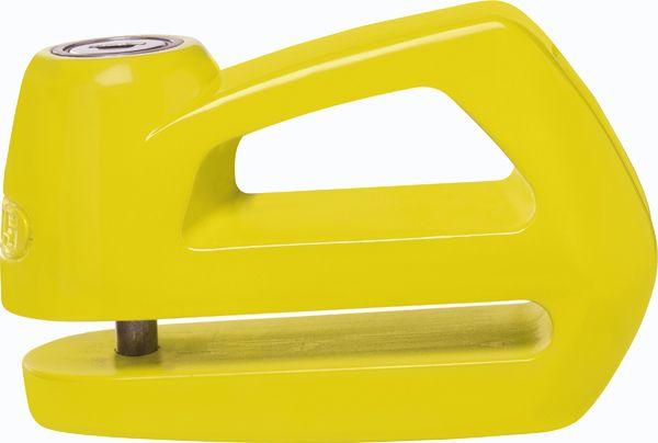 Abus Element 285 Disc Lock 5/60mm - Yellow
