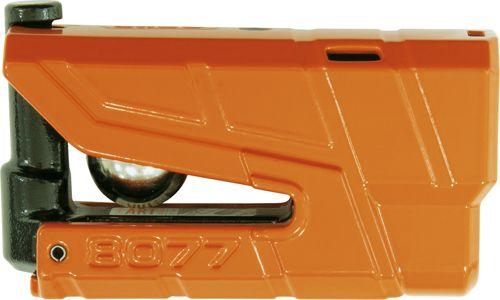Abus Granit Detecto X-Plus 8077 Disc Lock - Orange