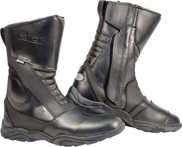 Richa Zenith WP Boots - Black