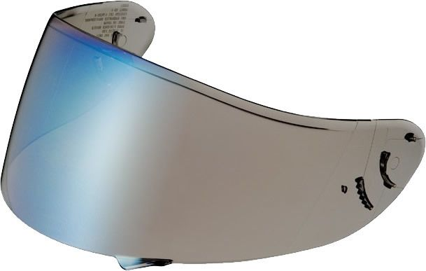 Shoei Visor - CW-1 - Spectra Blue