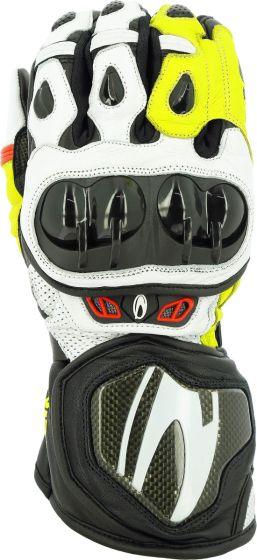 Richa Savage 2 Gloves - Red/White/Yellow