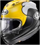 Arai RX-7V - Kenny Roberts Yellow