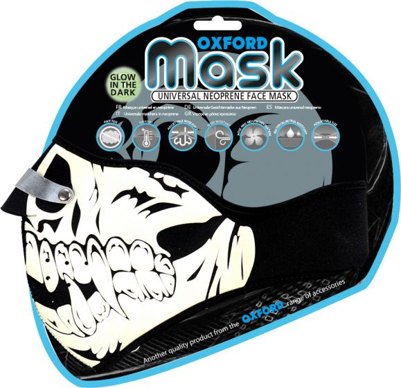 Oxford Mask - Skull - NW500