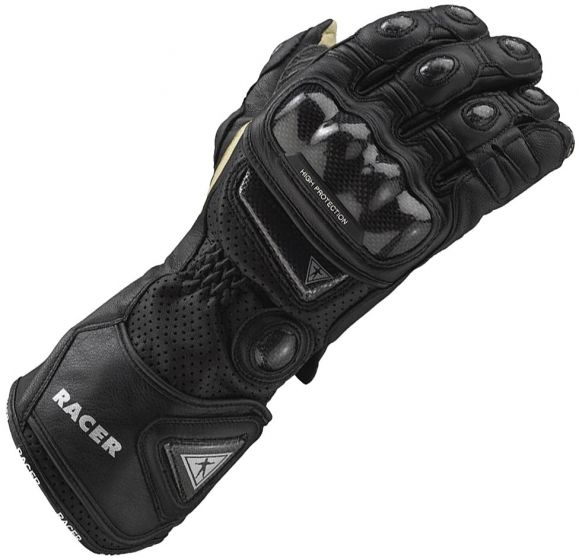 Racer High Racer Racing Glove - Black