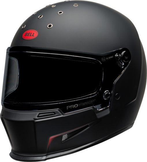 Bell Eliminator - Vanish Matt Black
