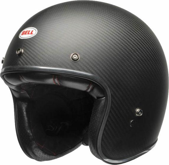 Bell Custom 500 Carbon - Matt Black