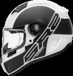 Schuberth SR2 - Traction White + FREE Dark Visor