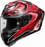 Shoei X-Spirit 3 - Aerodyne TC1 Red