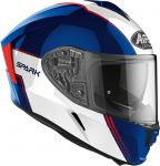 Airoh Spark - Flow Blue/Red