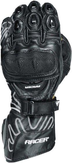 Racer High Speed Gloves - Black