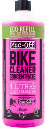 Muc-Off - Nano Gel Cleaner Concentrate (1 Litre)
