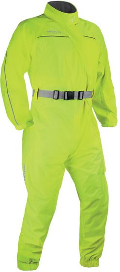 Oxford Rainseal Over Suit - Fluo Yellow