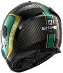 Shark Spartan Carbon - Priona DGQ - SALE