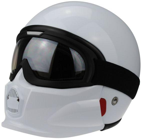 Viper RS07 Trooper - White