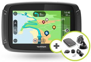 TomTom Rider 550 World - Premium Pack NEW