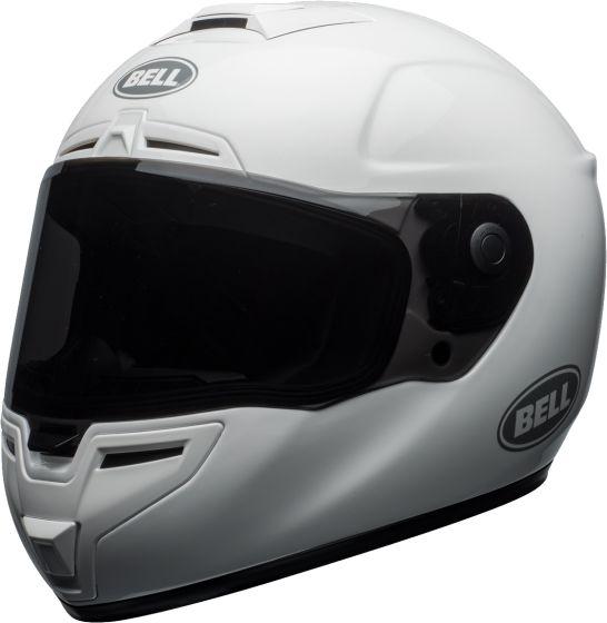 Bell SRT - Solid Gloss White